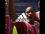 Алекс Хантер - adidas - FIFA 18
