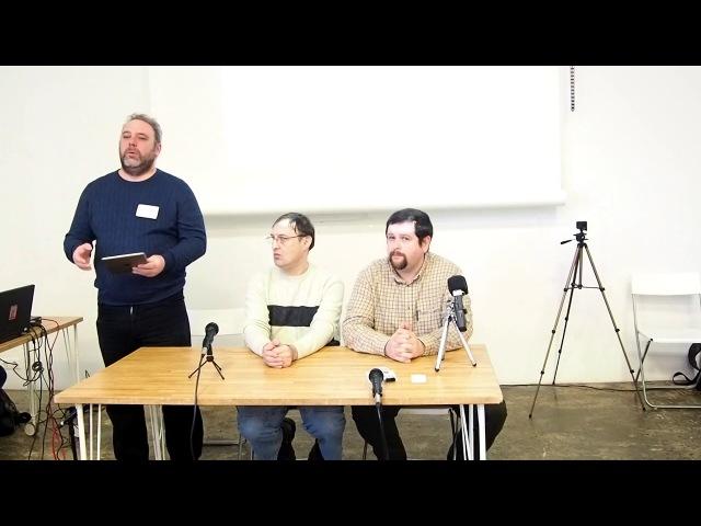 Первый съезд Мужского Движения 8 марта 2018 года Часть 1