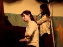 Фортепиано и флейта Настя Вера