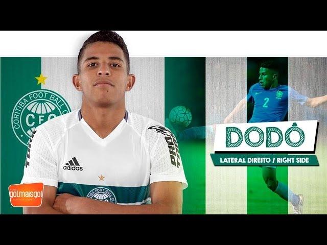 Dodô - Domilson Cordeiro dos Santos - Lateral Direito - www.golmaisgol.com.br - BERTOLUCCI