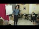 Музыкальная теория для танцующих танго (часть 2), семинар Анны Головиной и Ильи Зубарева