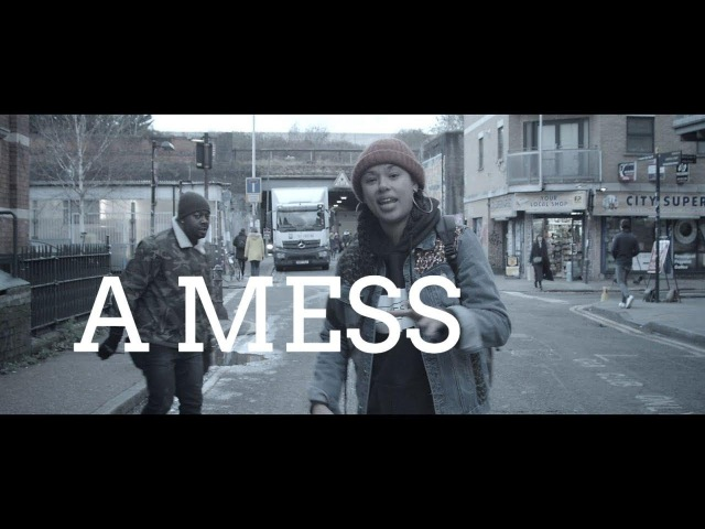 Amy True Feat. Sus Bully - A Mess