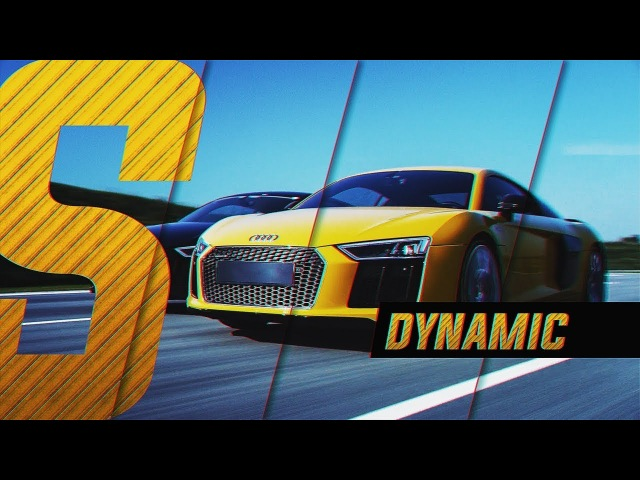 After Effects Tutorial Dynamic Slideshow in After Effects No Plugins