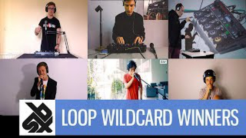 GBBB 2018 | Loopstation Wildcard Winners