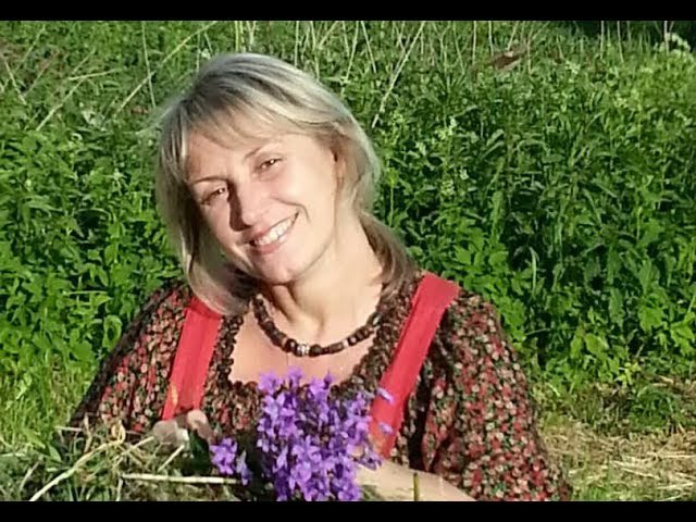 Куковала кукушка,поёт Елена Вязигина.Русские народные песни...