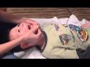Логопед-дефектолог. Логопедический массаж. Ребенок с органическим поражением ЦНС. Часть 1.
