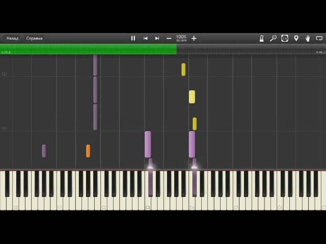 Nomy - Straight ahead   Piano Tutorial   99% coincidence