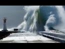 Шторм Звуки природы Шторм на море Шум волн / Sounds of Nature Storm Storm on the sea waves noise