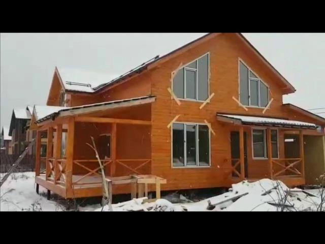 Каркасный дом, производственно-строительная компания Ро-Строй