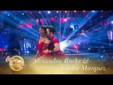 Alexandra and Gorka Salsa to Finally by Cece Peniston - Strictly Come Dancing 2017