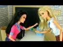 Учительница Вернулась в Школу Мультик Барби Про школу Куклы Барби для девочек