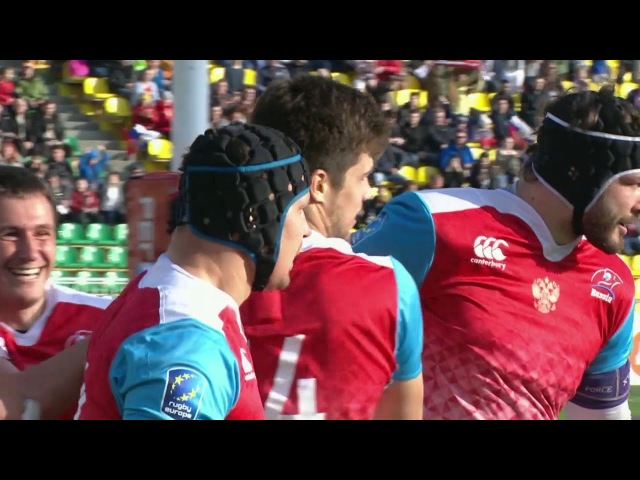 Men's 15s REC 2018 Russia vs Spain