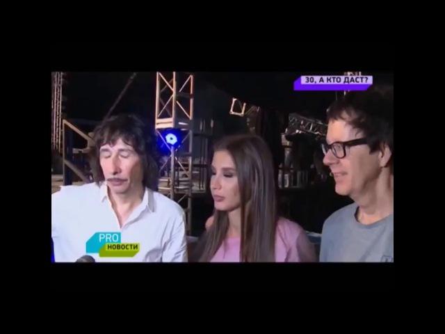 A`Studio - репортаж с концерта 11.11.2017, Крокус Сити Холл (Муз-ТВ)