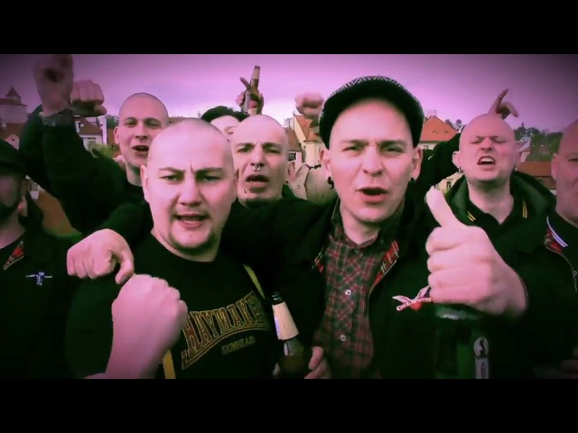 Haymaker - Skinhead (offiziell Video, forbidden Video)