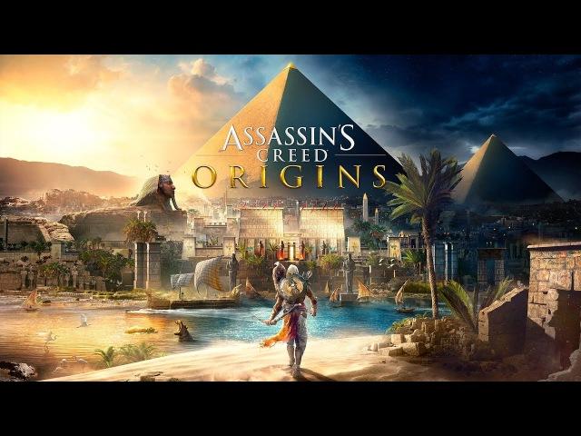 Assassin's Creed Origins i7 5820k@4.5Ghz/1080Ti FE