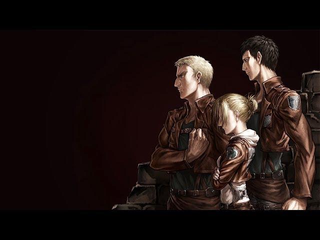 Attack on Titan Season 2 OST 03 - YouSeeBIGGIRL/T:T (Reiner Berthold Transformation Theme)