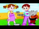 Simple Past Tense Kids Learning Video