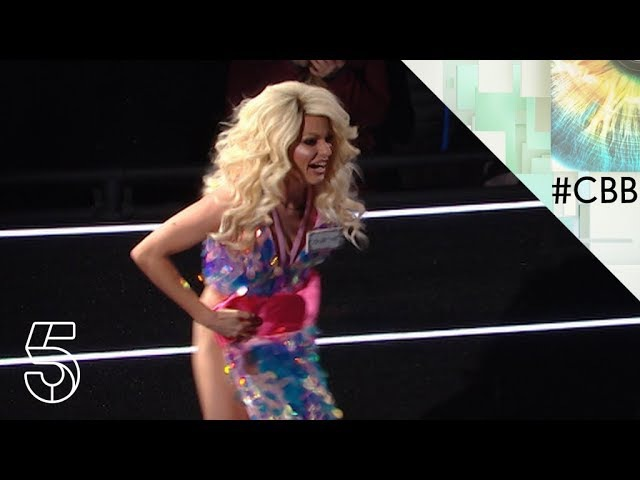 Courtney Act's ultimate wardrobe malfunction | Day 4 | Celebrity Big Brother