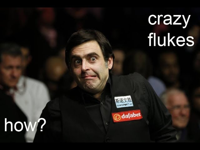 Top 10 craziest flukes in Snooker history