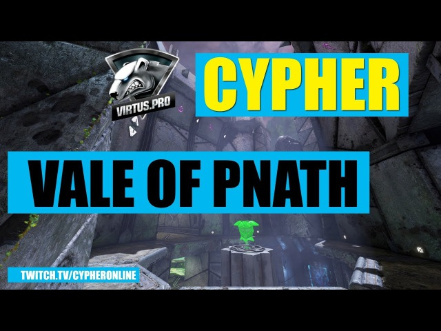 Cypher vs Foreman Vale of pnath