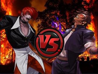 (KOF TLR) Orochi Iori CTR (ME) VS Orochi Kyo (CPU)