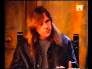 Glenn Tipton - Interview on MTV`s Headbangers Ball 1997-02-21