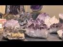 Выставка минералов открыта в Музее Белорусского Полесья