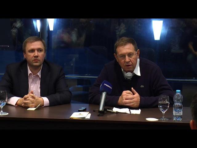 Публічна зустріч із Андрієм Ілларіоновим у Харкові