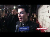 Adam Lambert NYE Gridlock Red Carpet &amp Concert at Paramount Pictures HD