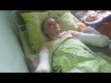 Зрители Первого канала могут помочь 16-летнему Ярославу, который потерял руки, сп...