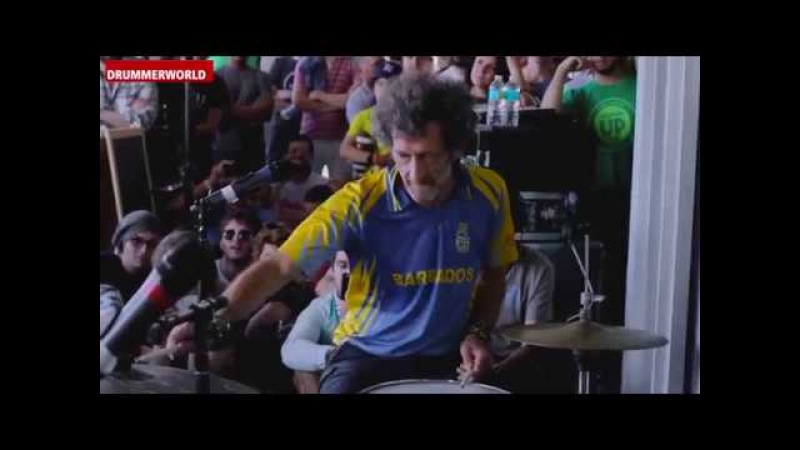 JOJO MAYER - MARK GUILIANA: Drum Conversation...2018