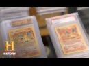 Pawn Stars: Stacks of Pristine 10 Charizard Pokemon Cards (Season 14)   History