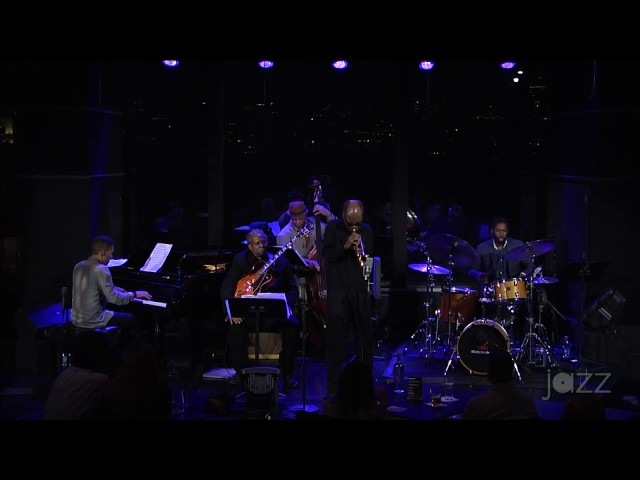 Charles Tolliver Music Inc Live at Dizzys 2016 (w. Theo Hill, Bruce Edwards, Essiet Essiet)