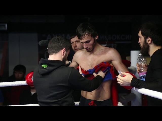 71 кг. Ильясов Ильяс (КК«Ахмат»,ЧР) vs Амиржанов Абубакар (Дагестан)