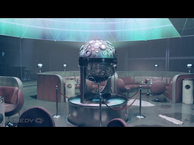 Northlight Engine by Remedy Entertainment. Tech Demo