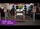 [ Audio Hoàng Hải ] Bộ nghe nhạc loa Tannoy Revolution XT6 và Ampli, CD Marantz 6005