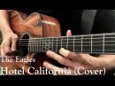 The Eagles - Hotel California (Acoustic Guitar Cover) Solo by Juha Jarvinen