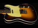 Fender Custom Shop Dealer Select Wildwood 10 1962 Telecaster Custom Heavy Relic • SN: R78061