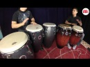 Ramses Araya and Diego Camacho Conga Duo MEINL Percussion