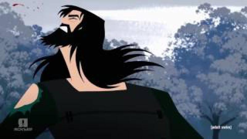 RUS | Трейлер: «Самурай Джек - 5 сезон / Samurai Jack - 5 season» 2017
