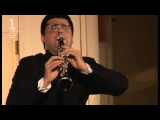 Rossini Introduction, theme and variations. Valentin Uryupin, clarinet