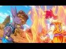 Goku vs Bills 「Simple AMV」 (Dragon Ball Z Filme)