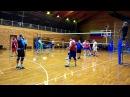 22.10.2017 Талалихино и Олимп 4 партия волейболчехов волейбол Чехов volleyball-chehov