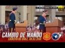 [Exclusivo] Cambio de Mando Ejército de Chile: Discurso de Generales 2/3