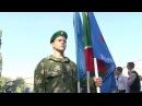Военно-спортивная полоса препятствий старооскольской школы №27