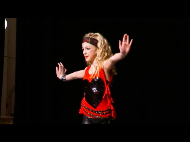 Dance Moms - Chloe Lukasiak - Black Heart (S3, E13)