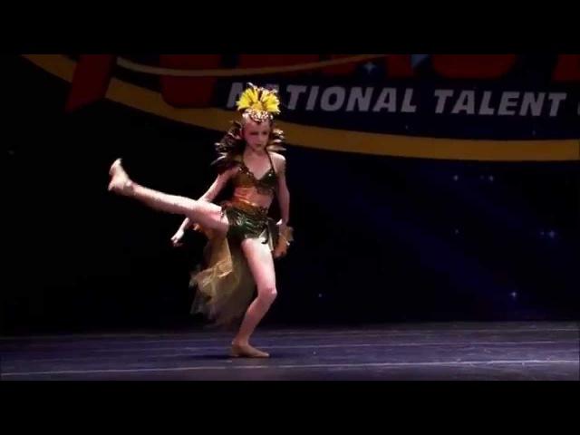 Dance Moms - Chloe Lukasiak - Angry Bird (S2, E18)