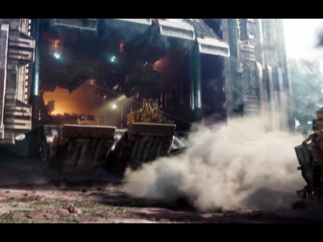 Видео к фильму «Хроники хищных городов» (2018): Тизер-трейлер (дублированный)