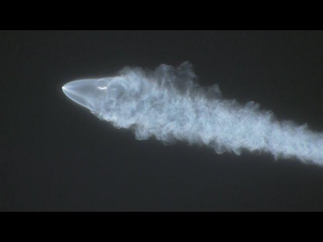 Американцы приняли запуск SpaceX за нашествие инопланетян