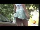 Video Cewek Seksi Ngerjain Orang Di Pinggir Jalan